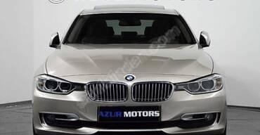 2013 Model BMW 320i Hatasız Boyasız
