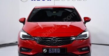 Opel Astra 2015 1.6 CDTI Otomatik